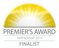 Premier's Award Partnership Finalist