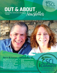 CSCL Newsletter - Fall 2016