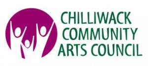 Chilliwack Community Arts Council logo