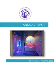 CSCL Annual Report 2012 Cover