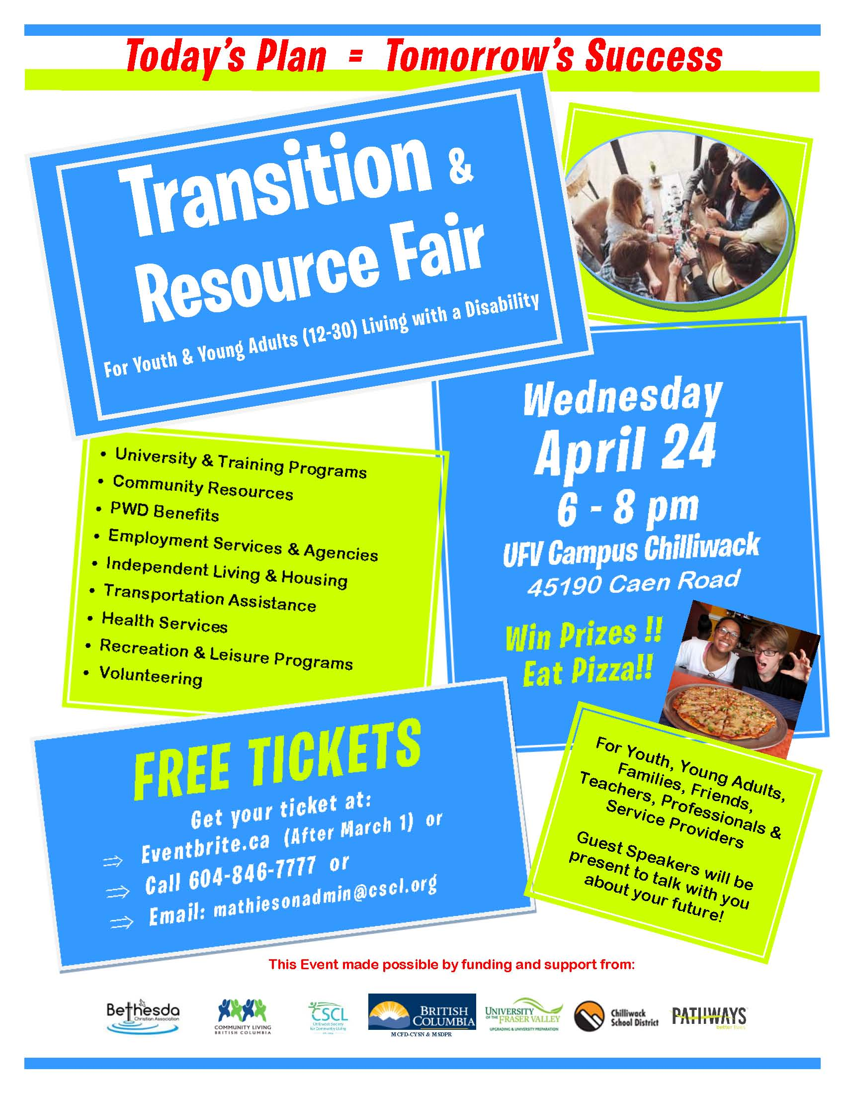 2019 Chilliwack Transition Fair Poster
