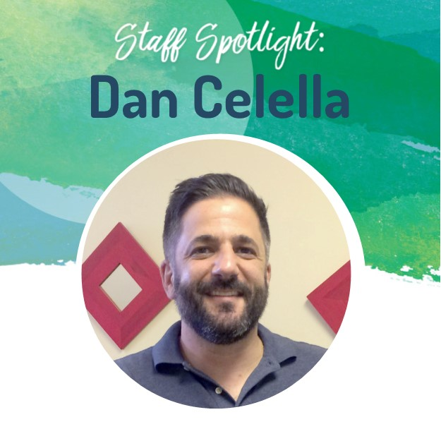 CSCL Staff Spotlight - Dan Celella