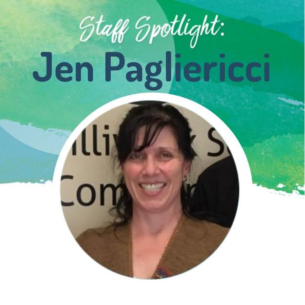 CSCL Staff Spotlight - Jen Pagliericci