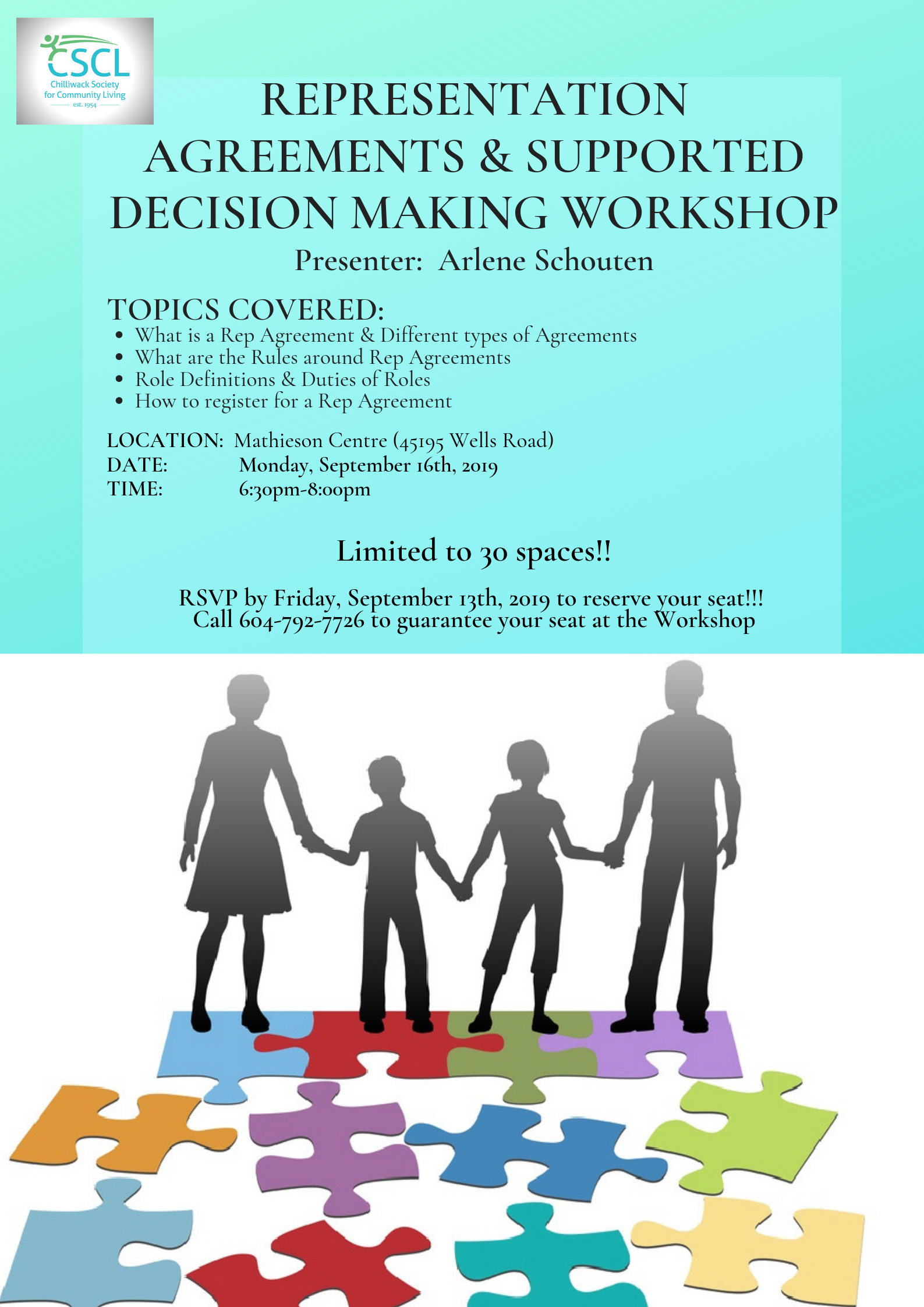Representation Agreement and Supported Decision Making Workshop_Aug 20191